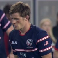 Aj MacGinty, the Dublin-born out-half leading USA into the World Cup