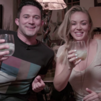 This couple's 'drunk history' of how they met is the ultimate wedding speech