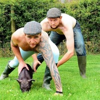 The new Irish Farmer Calendar just landed, fetch our smelling salts