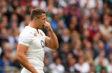 An English World Cup winner has been slamming Sam Burgess' inclusion in the squad