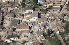 Italian scientists face manslaughter charges over Italy earthquake