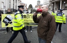 Anti Austerity Alliance banned from collecting in case it uses money to fund protests
