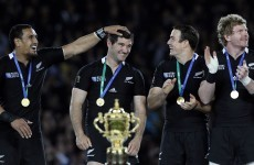 Beer, fishing and kicking the winning points - Stephen Donald speaks about the 2011 World Cup
