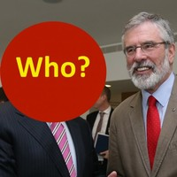 Gerry Adams blames 'a west of Ireland man' for emigration