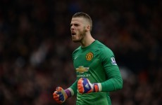 Incredible turnaround as De Gea signs new 4-year deal at Man United