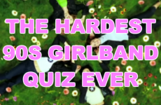 The Hardest 90s Girlband Quiz Ever