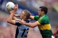 After China and Chicago, All-Ireland winner back to shout on Dublin from the Hill