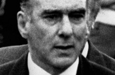 One of the Kray twins sent a tape recording of his voice to an Irish coma patient