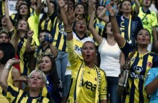 Turkish FA finds an original way to combat hooliganism