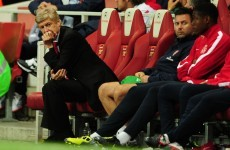 Wenger defiant in the face of criticism