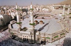 87 dead as crane collapses into Mecca's Grand Mosque