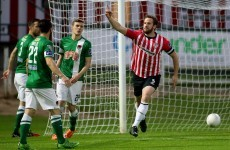 Here are all tonight's FAI Cup quarter-finals results