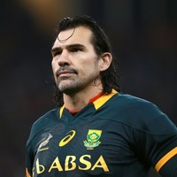 The injury that made Victor Matfield an accidental Springboks superstar