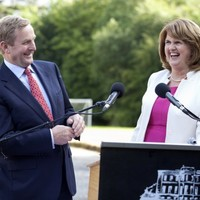 Latest opinion poll sees jump in support for Fine Gael and Labour