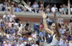 Pennetta wins US Open - and then immediately announces her retirement