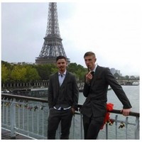 These Dublin lads left their debs, went to the airport and woke up in Paris