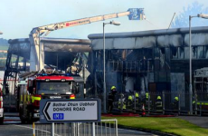 Second teenager arrested in relation to paper factory fire