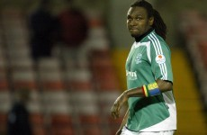 Former League of Ireland footballer Wesley Charles suffers serious burns after attack