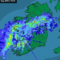 Bring that brolly, there's more rain on the way