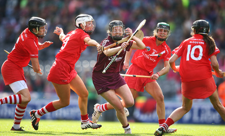 Cork had too much for Galway today.