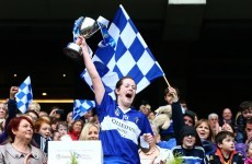 Laois finally end Croke Park hoodoo to lift junior camogie title