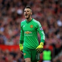 David de Gea has a release clause in his new contract for a pretty hefty sum