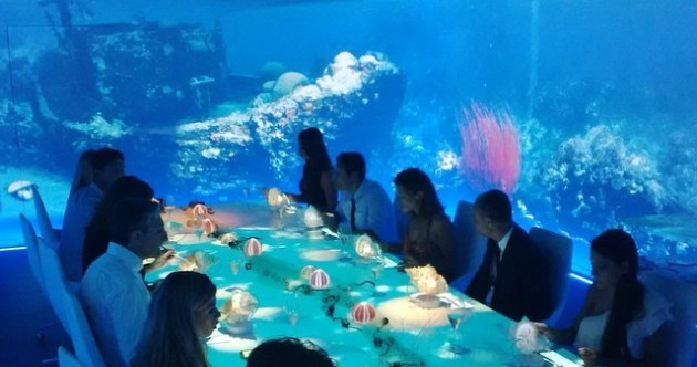 24 instagrams from inside the world's most expensive restaurant