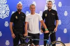 Stolen bike worth €12,000 found in second-hand store for €120