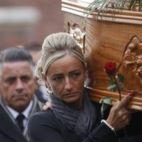 """After """"43 years of pain"""" IRA victim Kevin McKee is laid to rest"""