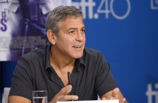 George Clooney has come up with one way to tackle sexism in Hollywood