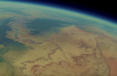 A GoPro launched into space was found after two years - and the footage is beautiful