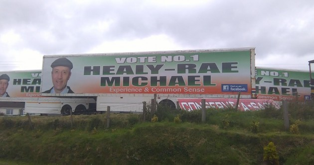 In case you're wondering whether the Healy-Raes are ready for the election...