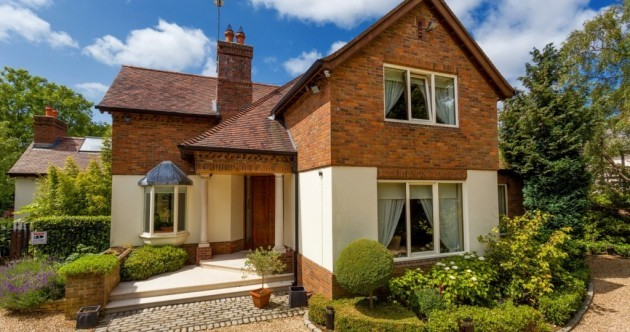 Fancy a family home in Foxrock? There's something special on the market right now...