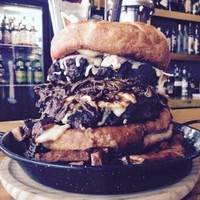 This restaurant has created a 'Sunday roast burger' and frankly, it looks insane