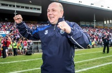 One of hurling's top managers has received a new three-year deal