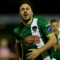 Check out the thumping 25-yard volley that helped Cork into the FAI Cup semis
