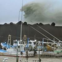 Japan typhoon kills 13 and dumps rain in tsunami zone