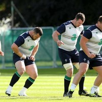Ireland will 'pay a huge amount of respect' to Canada's Jamie Cudmore