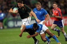As it happened: South Africa v Namibia