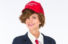 Who on earth would buy this 'sexy Donald Trump' Halloween costume?