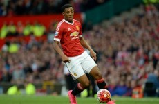 Man United's €49m teenager's big night was almost over before it began
