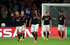 As it happened: PSV Eindhoven v Manchester United, Champions League