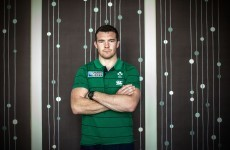 Peter O'Mahony: 'I'm just massively excited to get on the plane, get over there and get stuck in'