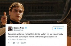 11 of the quickest reactions to Facebook's dislike button