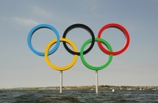 And the five cities that will bid to host the 2024 Olympics are...