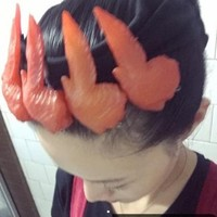 Hair trends in China just got even stranger