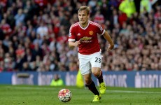 What are Man United's defensive options with Luke Shaw now a long-term casualty?
