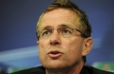 Ralf Rangnick quits Schalke role suddenly, interim boss is appointed