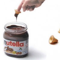 This is the only way we want to eat Nutella from now on