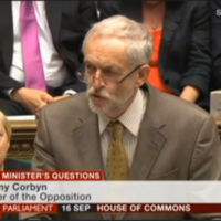 Corbyn silences rowdy House of Commons by reading questions from the public